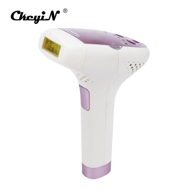 Safety Painless Permanent IPL Laser Hair Removal Machine Photon Pulsed Epilator Whole Body Handheld Laser Lady Shaver Razor S50 12