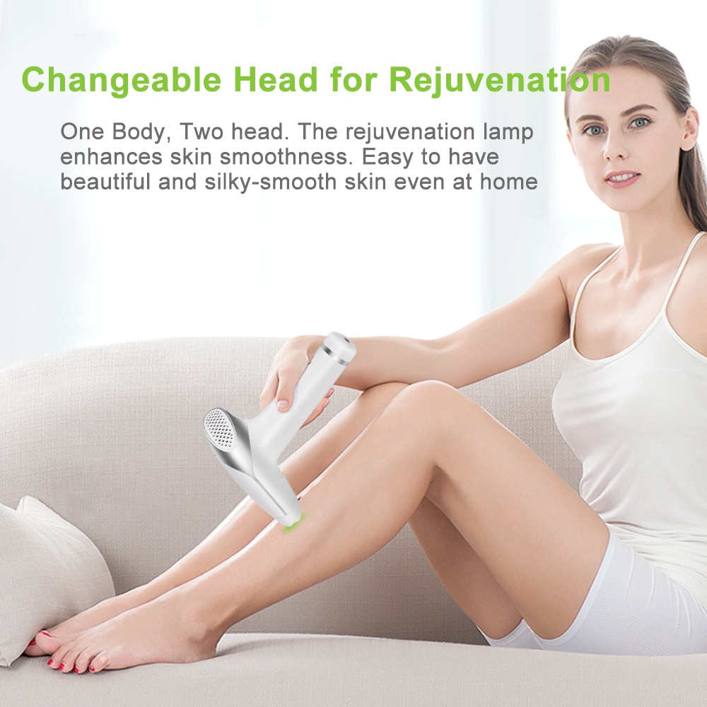 lescolton 2in1 laser hair removal machine IPL epilator pigmentation apparatus 700000 times home use beauty device depilador T009 10