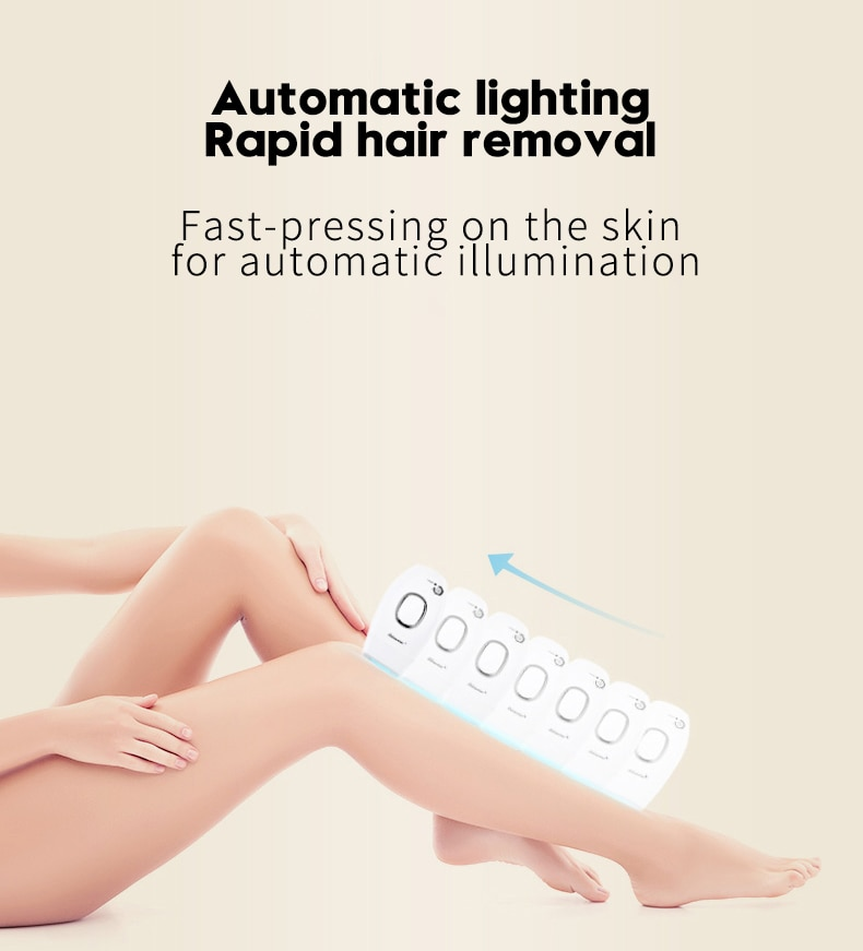 professional permanent IPL epilator 300000 flas laser hair removal electric photo women painless threading hair remover machine 11
