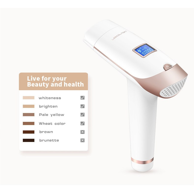 3in1 700000 pulsed IPL Laser Hair Removal Device Permanent Hair Removal IPL laser Epilator Armpit Hair Removal machine 11