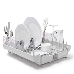 OXO Good Grips Convertible Foldaway Dish Rack