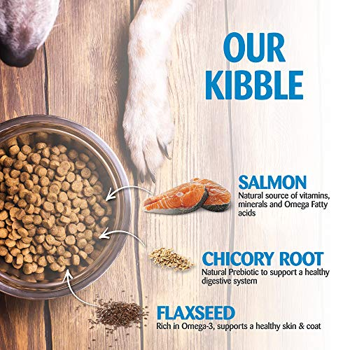Wellness Simple Natural Grain Free Dry Limited Ingredient Dog Food Wellness Simple Natural Grain Free Dry Limited Ingredient Dog Food, Salmon & Potato, 24-Pound Bag.