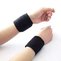 MLX Bracers, Self-Heating Wristbands, Warm Magnetic Therapy