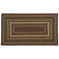 Rustic & Lodge Flooring - Tea Cabin Green Jute Rug