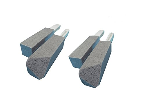 Bestsupplier 2 Pack Pumice Cleaning Stone, Toilet Bowl Pumice Cleaning Stone