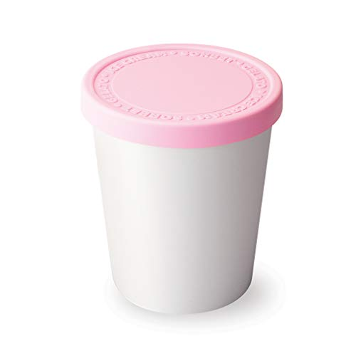 Tovolo Tight-Fitting, Stack-Friendly, Sweet Treat Ice Cream Tub