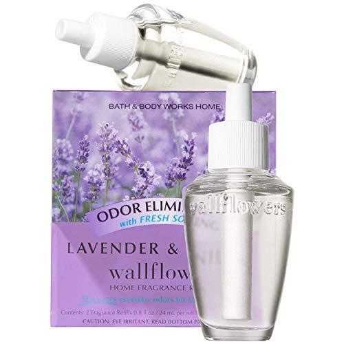 Bath & Body Works Lavender & Vanilla Odor Eliminating