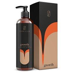 DHT Blocker Shampoo - Keratin and Follicle Treatment with Biotin & Caffeine
