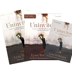 Lysa Terkeurst - Uninvited FULL SET