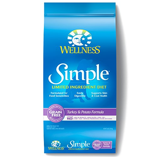 Wellness Simple Natural Grain Free Dry Limited Ingredient Dog Food
