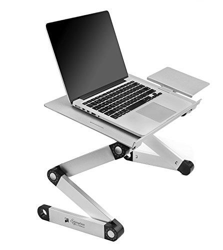 Executive Office Solutions Portable Adjustable Aluminum Laptop Desk