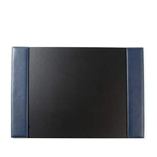 Desk Pad - Full Grain Leather - Navy (Blue)