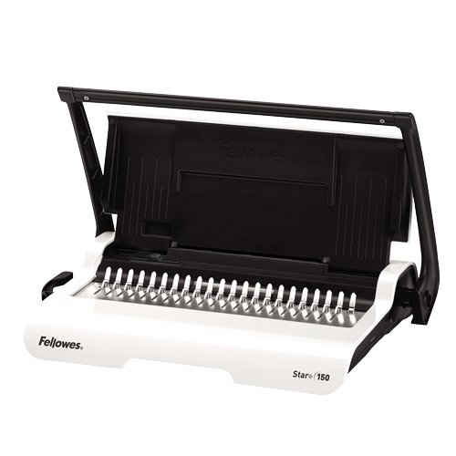 Fellowes Star Manual Comb Binding Machine