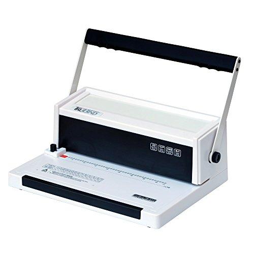 TruBind Coil-Binding Machine - Professionally Bind Books and Documents