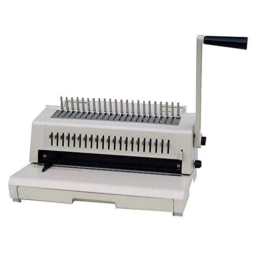 Tamerica Multi-Comb Binding Machine with Wire Closer