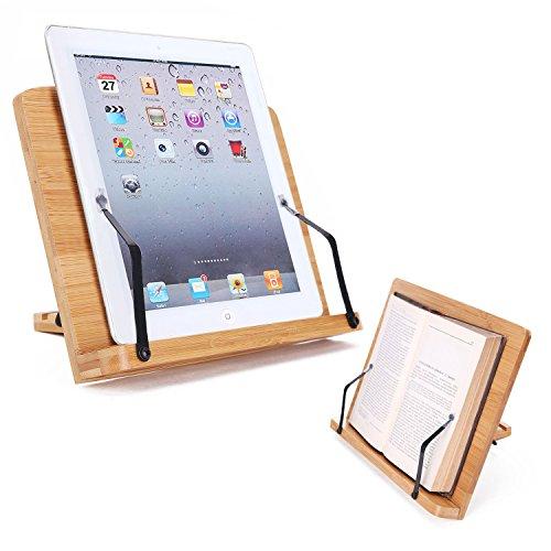 Desktop Book Stands Cookbook Holder Books Rest Reading Stands Tablet