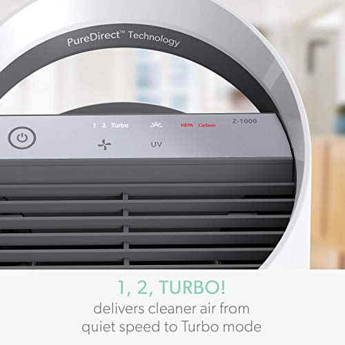 TruSens Air Purifier | 360 HEPA Filtration with Dupont Filter Air purifiers reimagined with distant sensing expertise, twin movement air streams and DuPont filtration. With three fashions to pick from, you are only one step nearer to selecting a more healthy life-style. Expertise the distinction of TruSens and begin respiration cleaner air.