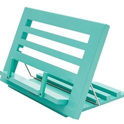 Exerz Wooden Reading Rest Cookbook Stand Recipe Holder Bookrest Table Easel