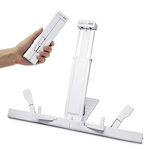 [SmartMe] Portable Book Stand Ultra-Light Weight 0.33lb Transformer Book Holder