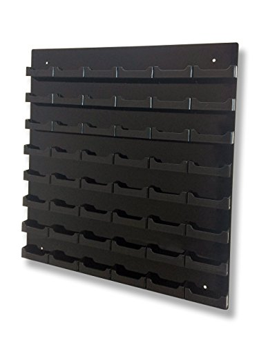 Marketing Holders 48 Pocket Wall Mount Business Card Holder Organizer