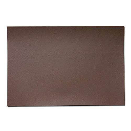 Dacasso Blotter Paper 30 x 18 x 0.2 Brown