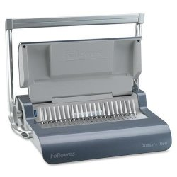 5227201 Fellowes Quasar Manual Comb Binding Machine
