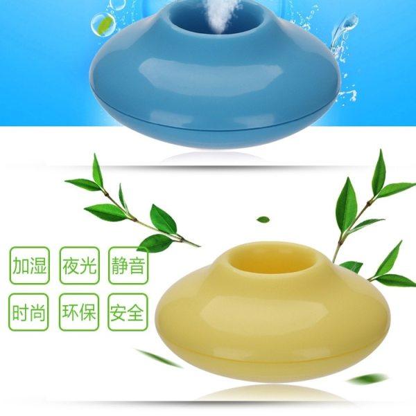 UFO USB Air Humidifier Purifier Aroma Diffuser