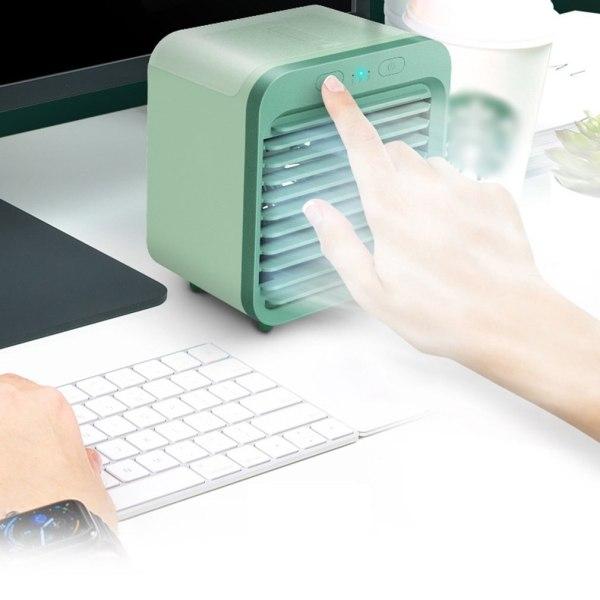 Adjustable USB Charging Mini Air Conditioner Cooler
