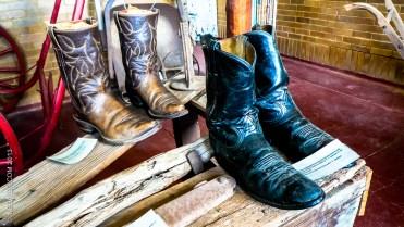 Handmade boots froom 1950s