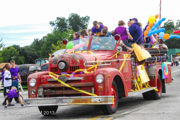 EDG Homecoming Parade Oct13-28