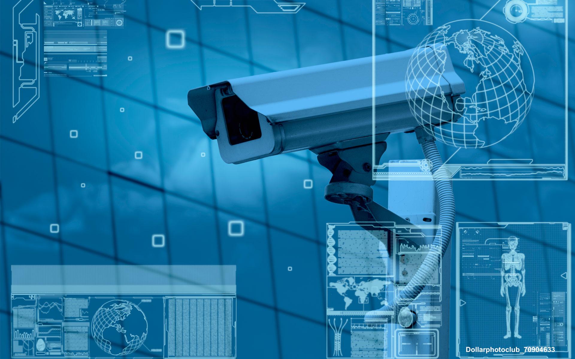 Alarm Camera System Wireless Security