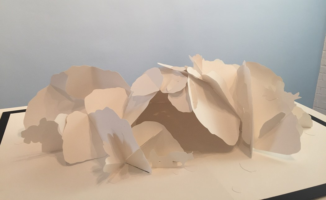 model for large book