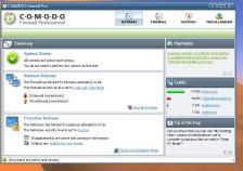 COMODO Firewall Pro - the best free firewall software