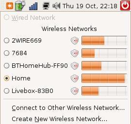 Ubuntu Wireless