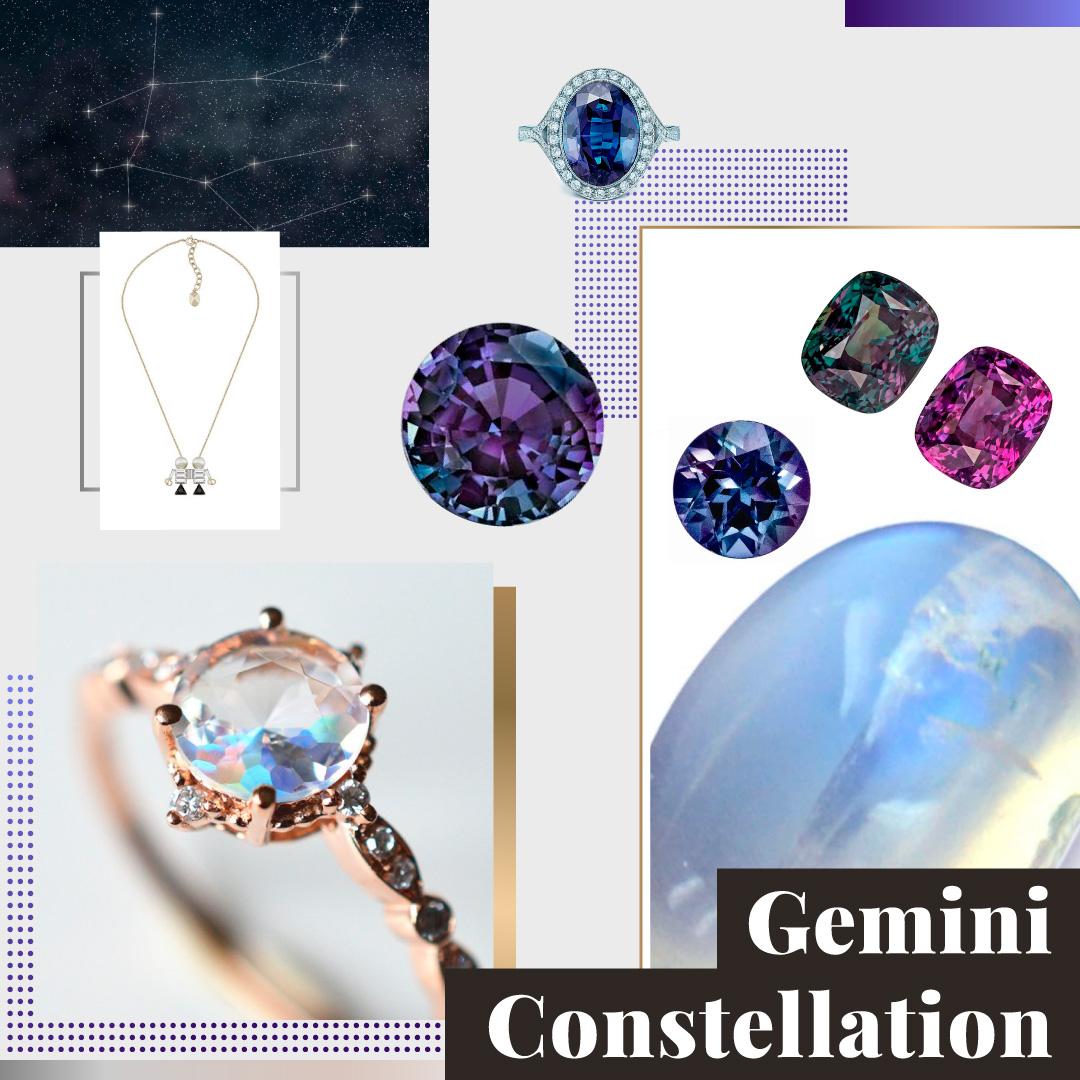 Gemini's Birthstone