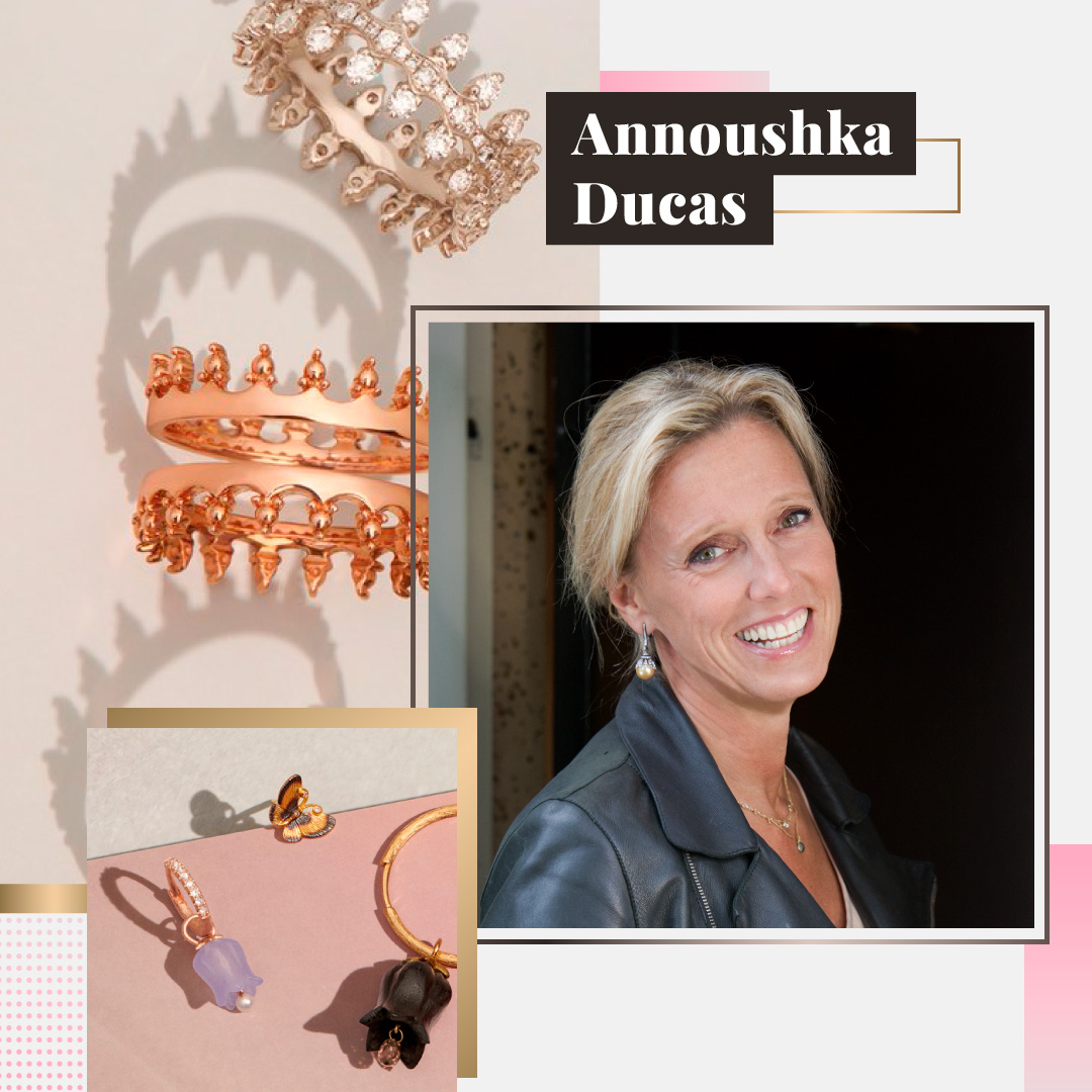 Annoushka Ducas Ines Arenas Jewelry