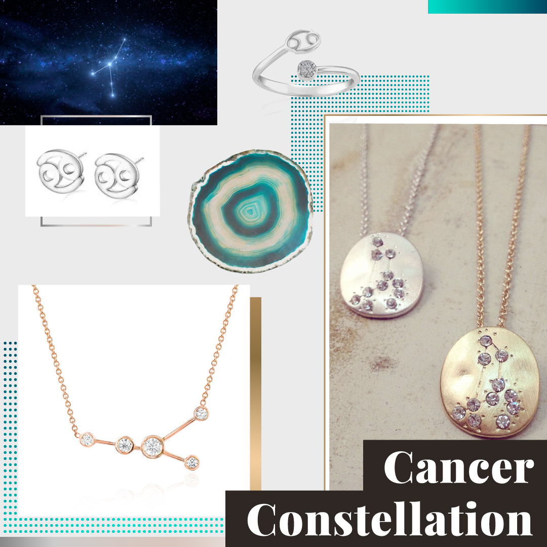 Ines Arenas Cancer Gemstone