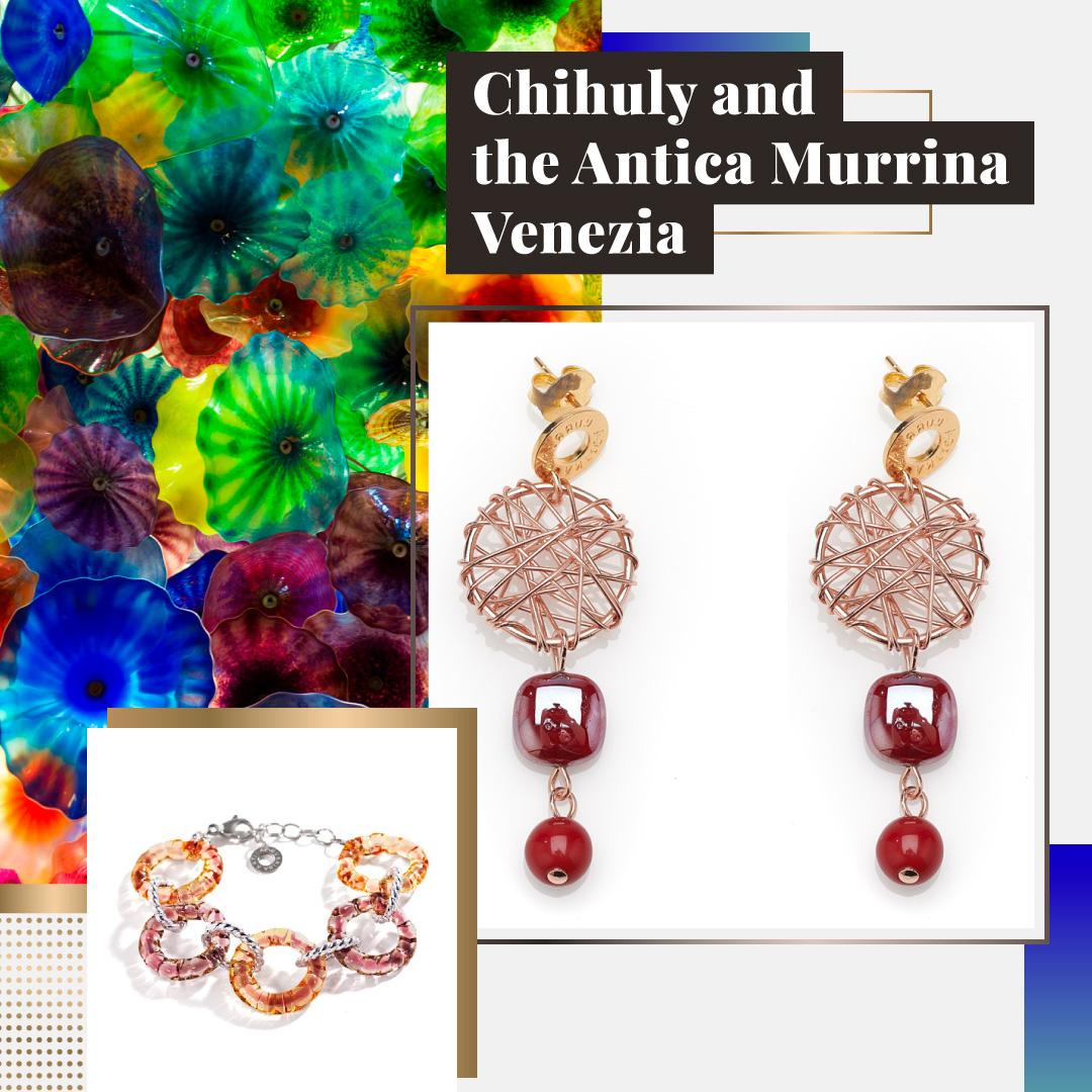 Chihuly and the Antica Murrina Venezia
