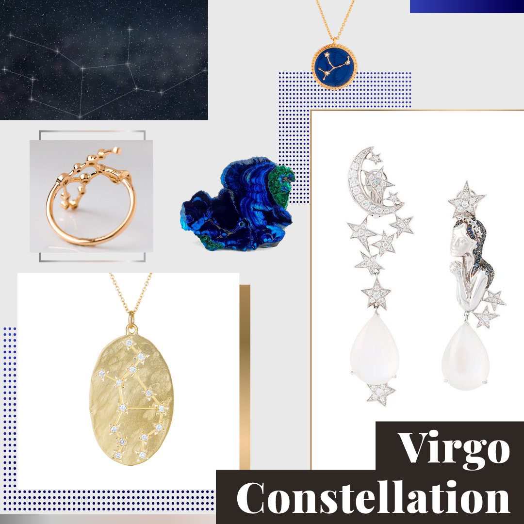 Ines Arenas Virgo Constellation Article