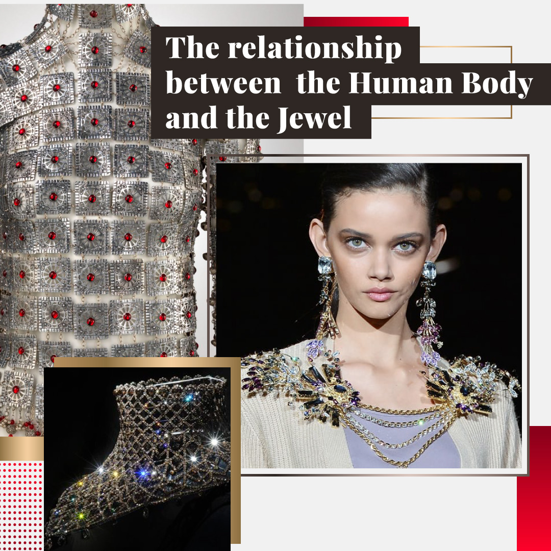 The Relationship between the Human Body and the Jewel