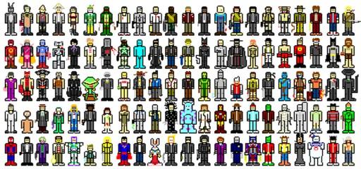 movie people mark2- greetings card