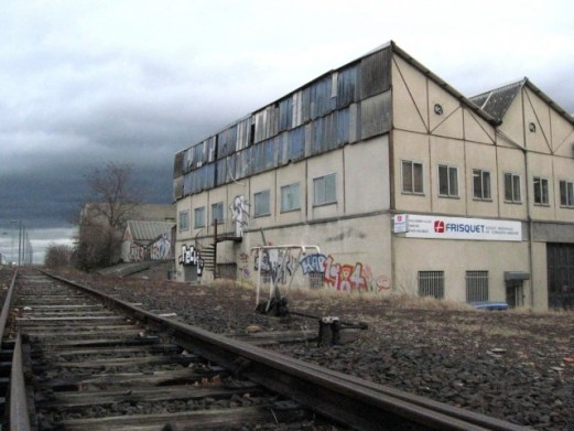 Amisol, usine d'amiante