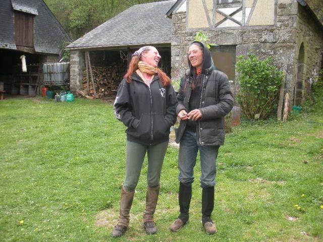 Journal Breton Saison 2 épisode 3 : Les deux soeurs Jordan• Crédits : © Inès Léraud