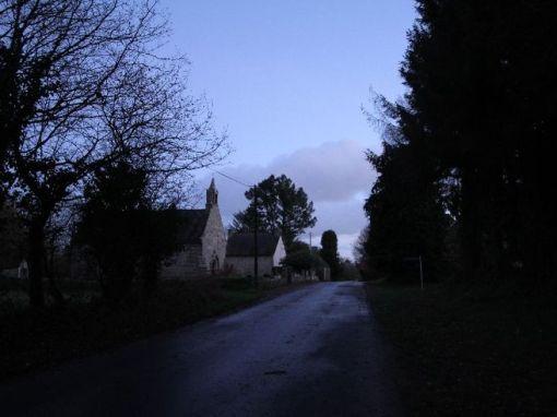 Chapelle Saint Gildas, à Coat Maël
