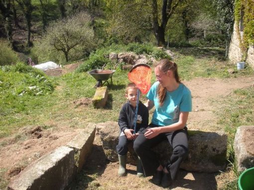 Marilia et son fils• Crédits : Inès Léraud