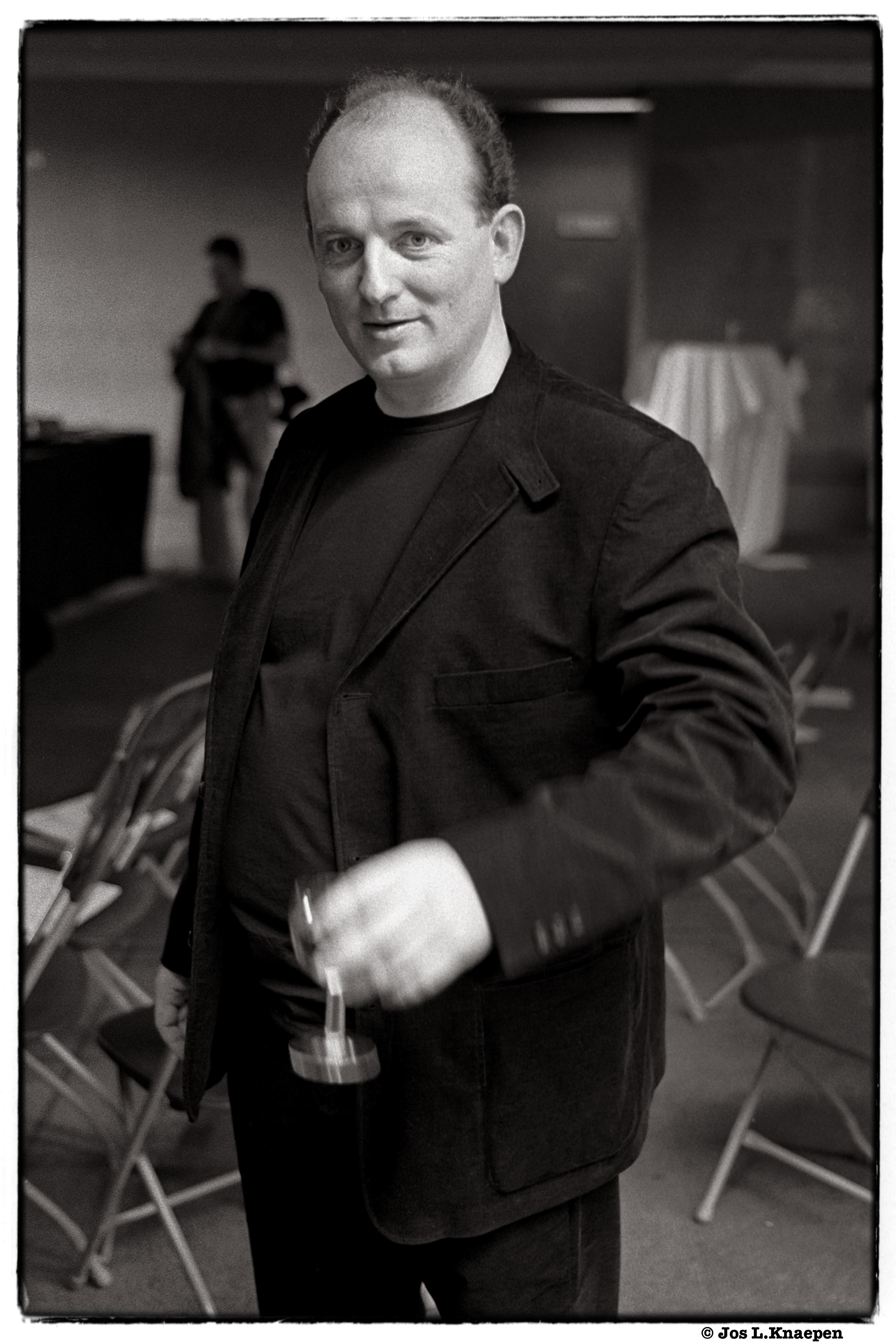 Bertrand Flamang - foto Jos L. Knaepen
