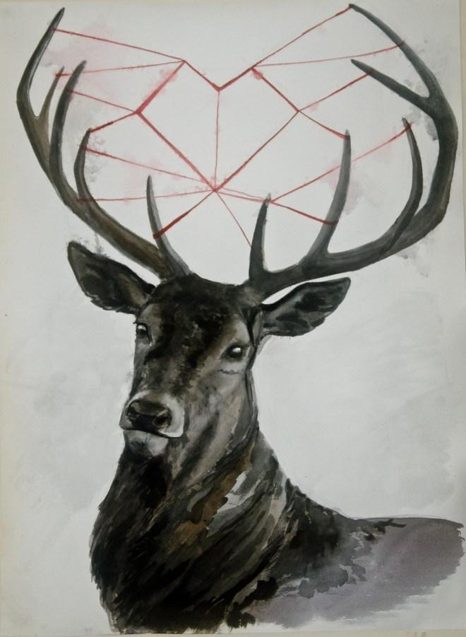 valentine_deer_wall_by_inessa_demidova
