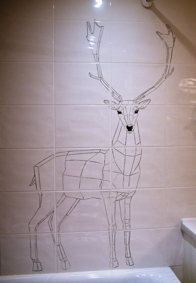 tile_deer_by_inessa_demidova