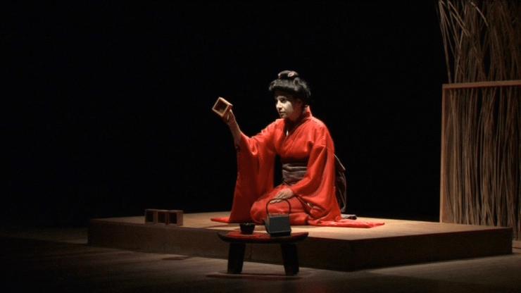 Maiko Express   performance de Alexandre Lyra Leite