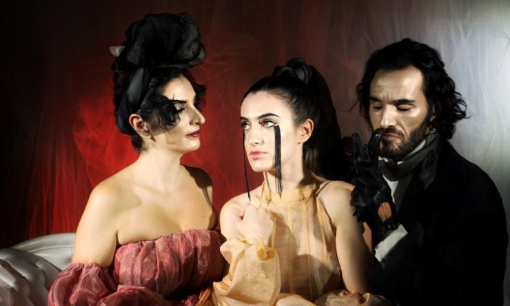 As Flores do Mal | ópera, a partir de Charles Baudelaire